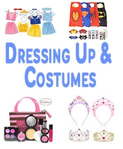 Dressing Up And Costumes