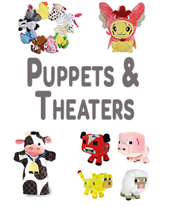 Puppets And Puppet Theaters