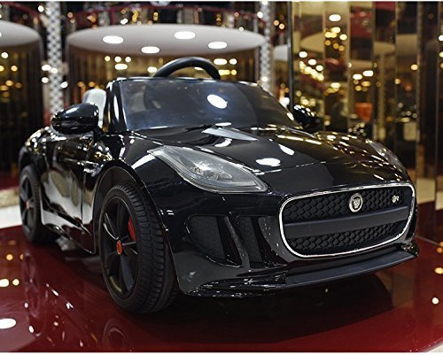 Jaguar Sports Car 12V Electric Ride-On