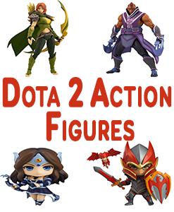 Dota 2 Action Figures