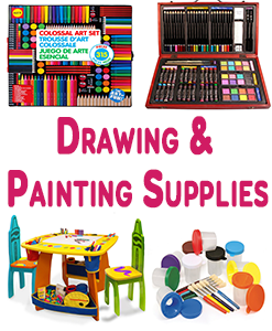 Drawing & Painting Supplies