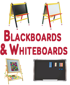 Blackboards & Whiteboards