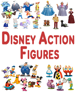 Disney Action Figures