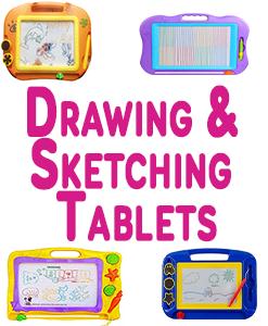 Drawing & Sketching Tablets