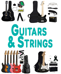 Guitars And Strings