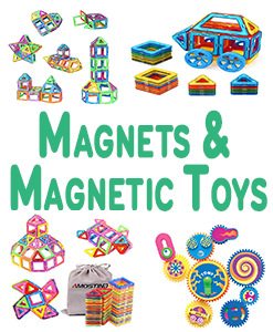 Magnets And Magnetic Toys