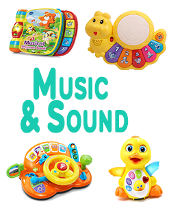 Music And Sound Toys