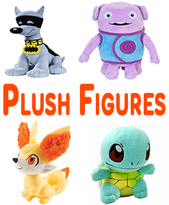 Plush Figures