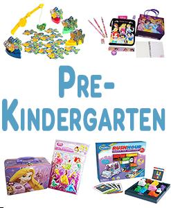 Pre-Kindergarten Toys