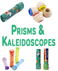 Prisms And Kaleidoscopes