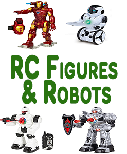 RC Figures And Robots