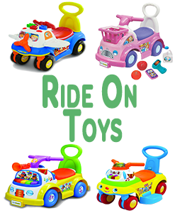 Ride-On Toys