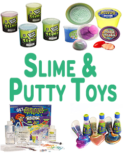 Slime And Putty Toys