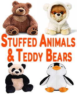 Stuffed Animals And Teddy Bears