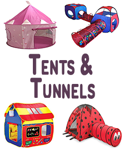 Tents And Tunnels