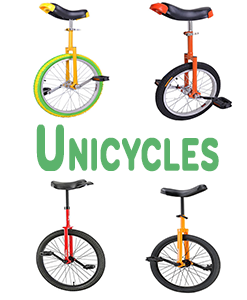 Unicycles