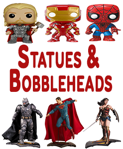 Statues And Bobbleheads