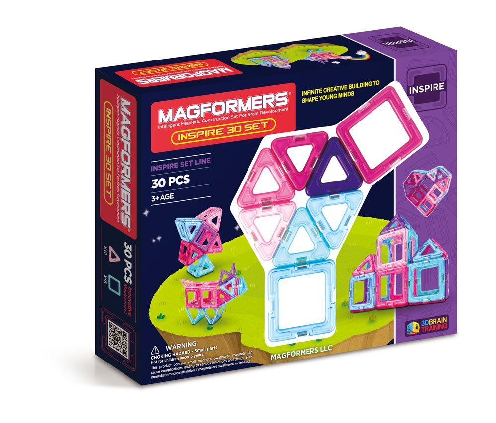 Magformers Inspire Set (30-pieces) 1